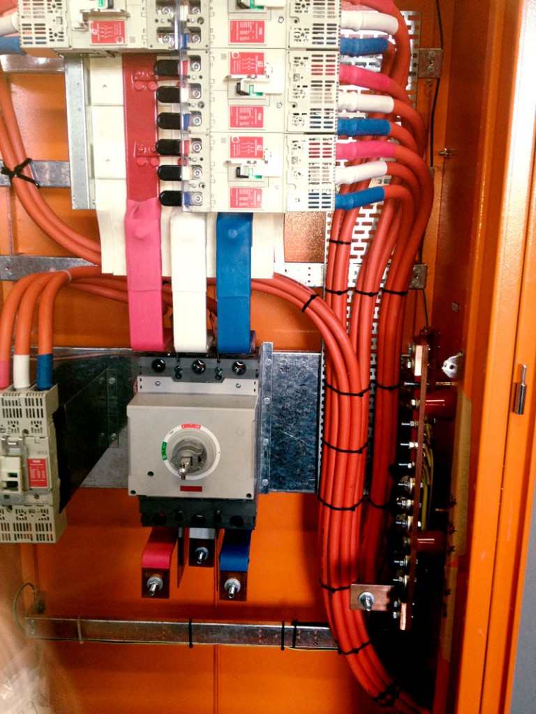 Industrial Amp Commercial Electrical Installation Services